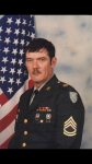 Rick Jones. U.S Army First Sergeant retired 1991 after Desert Storm. Rick did not attend Oak Grove but his younger sibli